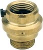 Hose Connection Vacuum Breakers with Freeze Relief Feature, Brass -- 8FR