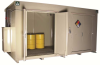 Explosion Resistant Chemical Storage Buildings