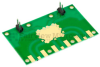 SPDT Latching DC to 3 GHz Electro-Mechanical Relay Switch Accessory PWB, up to 400W, 12V, SMA -- FMSW8001