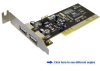 4-Port USB 2.0 Low-Profile PCI (2xExt+2xIn&#8230 -- PU223