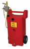 25-Gallon Poly Gas Caddy w/General Purpose Pump -- JDI-25GC-P2