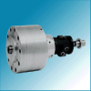 Closed Hydraulic Rotating Cylinder -- RCKP150-35 - Image