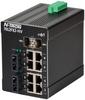 7012FX2 HV Managed Industrial Ethernet Switch, SC 40km -- 7012FXE2-SC-40-HV -Image