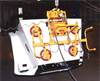 Compressed Air Powered Vacuum Lifter with Powered Tilter -- AT50M4-61-2/41HD