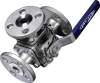 Multiport Series Industrial Ball Valve -- EA-36-150-FE -- View Larger Image