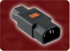 C14 TO C13 ADAPTER SURGE PROTECTION -- WS-216