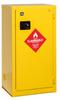 PIG Slimline Flammable Safety Cabinet -- CAB708