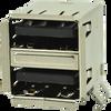 Type A USB Connectors -- UJ2-ADH-1-TH - Image