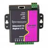 Ethernet to 8 Digital IO Lines -- ED-008 - Image