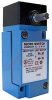 Switch, Limit, Heavy-Duty, Plug-In, Side Rotary, 1NC/1NO, Snap Action, SPDT -- 70119417 - Image