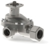 Non Actuated - Hot/Cold Water Mixers - Emech™ Digital Control Valves -- F3025 - Image