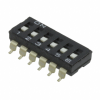 DIP Switches -- A6S-6101-ND -Image