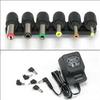 500mA Universal AC/DC adapter w/6 Plugs -- 2150-SF-16 - Image