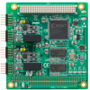 2-port CAN-bus PCI-104 Module with Isolation Protection -- PCM-3680I - Image