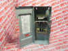 SAFETY DISCONNECT SWITCH 100AMP 3POLE 240VAC -- JN423