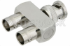 BNC Tee Adapter Male-Female-Female -- PE9484