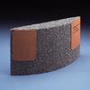 Gold Aluminum Oxide Surface Grinding Segments