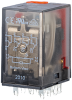 Industrial Compact, Pluggable Relays -- 110015051408