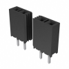 Rectangular Connectors - Headers, Receptacles, Female Sockets -- BCS-141-L-S-TE-033-ND -- View Larger Image