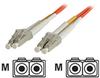 StarTech.com Multimode 50/125 Duplex Fiber Patch Cable LC -- 50FIBLCLC35