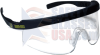 Guard-Dog Bones Safety Glasses with Clear Lens -- 321-11-01