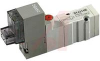 Solenoid Valve; 3 port; normally closed; base mt; 12VDC; M plug conn w/.3 lead -- 70071888