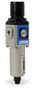 Pneumatic / Compressed Air Filter-Regulator: 1/4 inch NPT female ports -- AFR-3233-D - Image