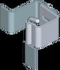 90 deg; Concealed Hinge -- 1006-U1 - Image