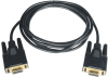 Null Modem Serial DB9 Serial Cable (DB9 F/F), 10-ft. -- P450-010 - Image