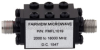 Highpass Cavity Filter With SMA Female Connectors From 2 GHz to 18 GHz With a 16 GHz Passband -- FMFL1019 -Image