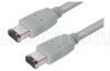 IEEE-1394 Firewire Cable, Type 1 - Type 1, 0.5m -- CSM94-05M - Image