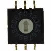 DIP Switches -- SW1027TR-ND -Image