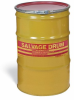 Quick-Style Open-Head UN Rated Steel Salvage Drum -- DRM841 -Image