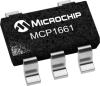 High Voltage 1.3A Isw PWM Boost Regulator -- MCP1661 -Image