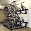 SARIS Double-Decker Bike Racks -- 7599501
