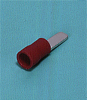 Solderless Terminals -- Blade terminal (AF-type, Vinyl-insulated) (flared) - Image