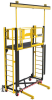 DBI-SALA FlexiGuard Yellow and Black Supported Ladder System - 840779-10794 -- 840779-10794