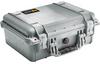 Pelican 1450 Case - No Foam - Silver | SPECIAL PRICE IN CART -- PEL-1450-001-180 -Image