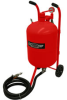 Speedway 10-Gallon Portable Sandblaster -- Model 7671