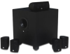 JBL SCS-145.5 SCS Series Home Theater Speaker System -- SCS145.5BK
