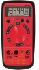 Multimeter, Digital; 1000 mV, 10, 100, 1000 VDC Voltage, Range, DC; RS-232; LCD -- 70102035