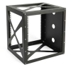 12U Side Mount Wall Rack -- 1036-SF-90