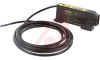 Sensor, Fiber-Optic; Photoelectric; Glass Fiberoptic Sensing Mode; PNP; Visible -- 70168157