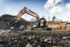 Short Radius Crawler Excavators - Image