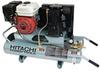 Hitachi 6.5-HP 8-Gallon Wheelbarrow Air Compressor -- Model EC25E