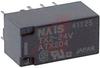 Relay;E-Mech;High Voltage;DPDT-NO/NC;Cur-Rtg 2A;Ctrl-V 24DC;Vol-Rtg 30DC;PCB Mnt -- 70158626 - Image