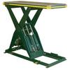 Backsaver Hydraulic Scissor Lift Tables -- LS6-24W (wide)