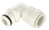 Quick-Connect Elbow Pump Fittings - Polysulfone -- 3576B -- View Larger Image