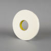 3M VHB Tape 4951 White 1 in x 36 yd Roll -- 4951 1IN X 36YDS -Image