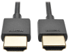 Slim High-Speed HDMI Cable with Ethernet and Digital Video with Audio, UHD 4K x 2K (M/M), 6 ft. -- P569-006-SLIM -- View Larger Image